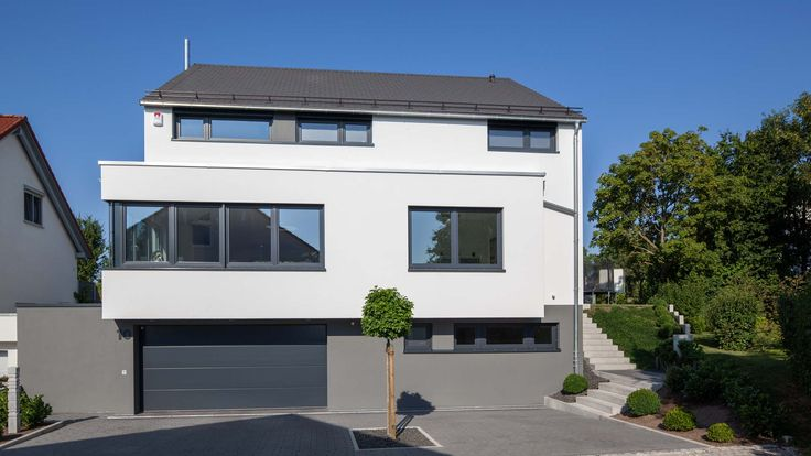 Haus Quandt – Wohnen mit Weite und Offenheit   BAUMEISTER-HAUS®