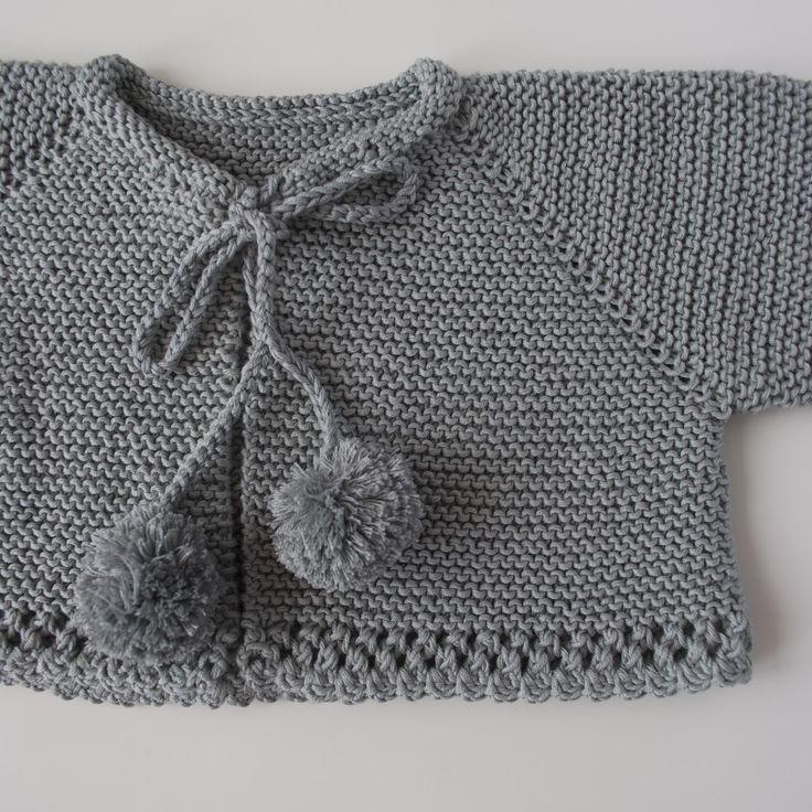 Ropa de bebé hecha a mano por encargo