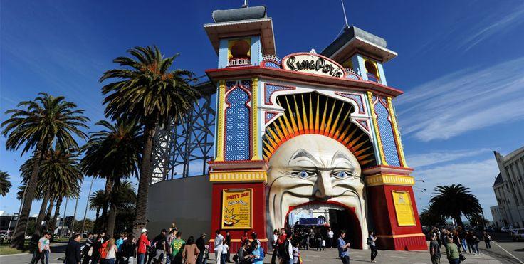 Luna Park - Melbourne...