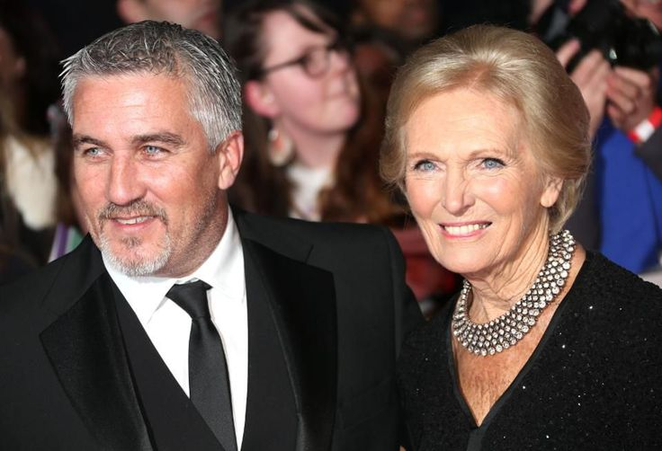 The Great British Baking Show is back on PBS. And Americans will get to see at least two more seasons of Paul Hollywood and Mary Berry.