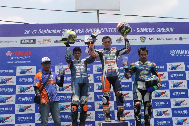 Hasil Yamaha Cup Race Seri ke-6 Cirebon