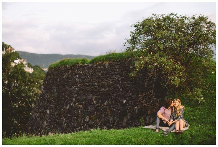 Forlovelsesbilder Bergen