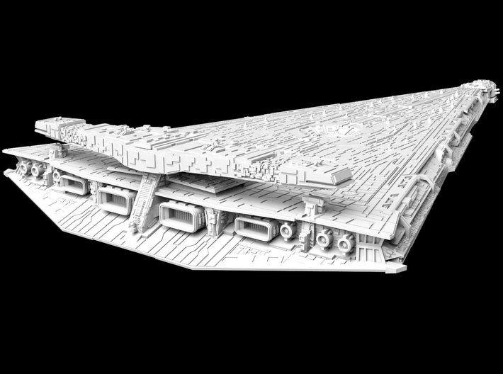 Armada) First Order Dreadnought | Models | Star wars ships, Star
