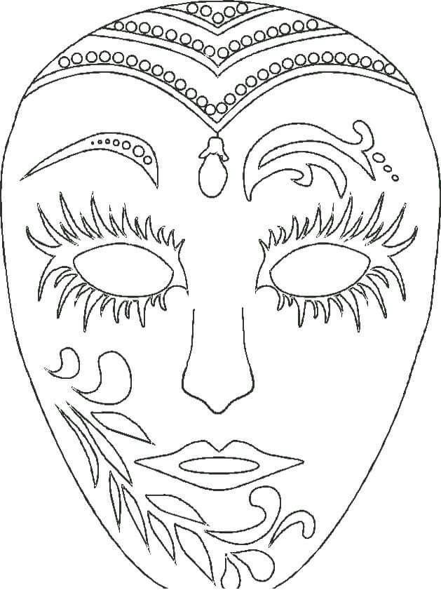 20 best Printable masks for kids: Print on cardstock and