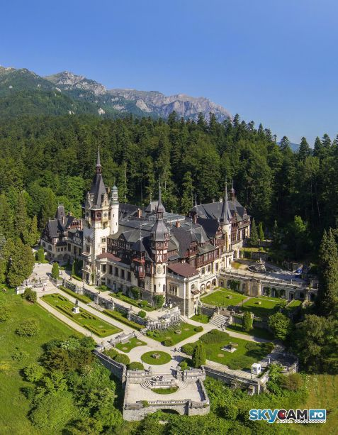 Peles Palace – King of Romania's summer residence