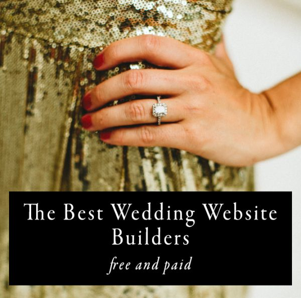 From Blogger to Bride – Save the Dates and Wedding Websites!