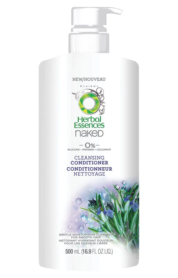 One of my favorite hair products. It is also very inexpensive! //Naked Moisture Cleansing Conditioner | Herbal Essences//