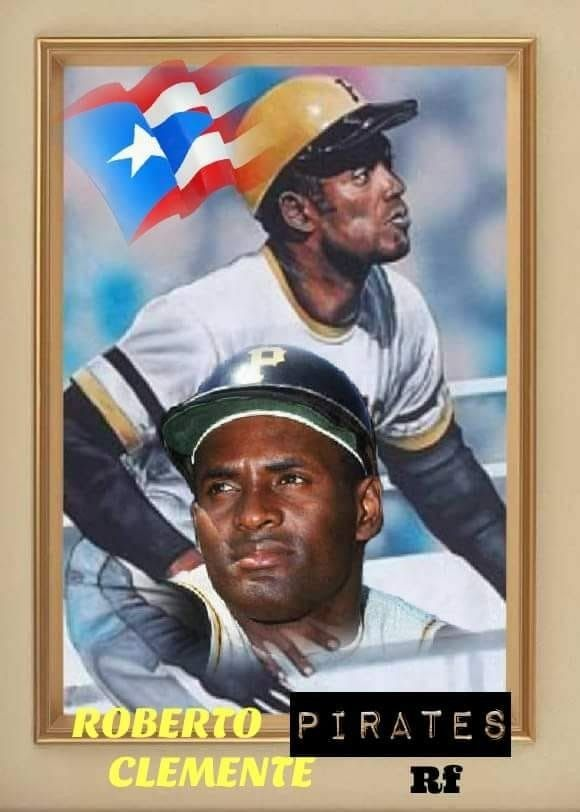 Pin By William E On Roberto Clemente 21 Puerto Rico History