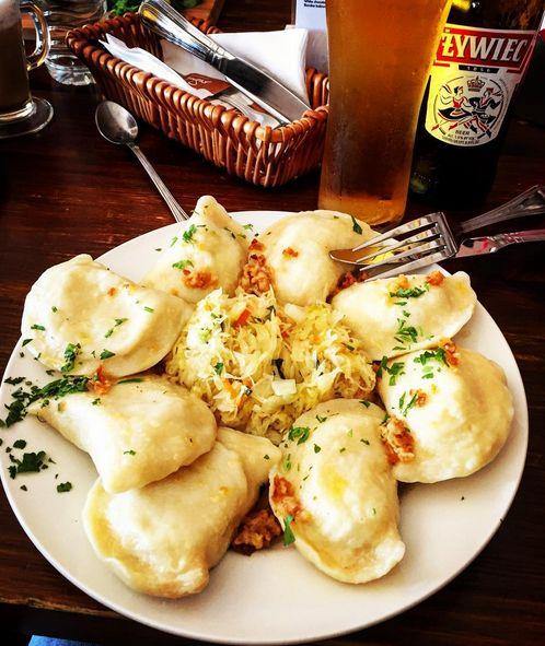 Ein Leben ohne Pierogi ist möglich, aber sinnlos. | 20 polnische Gerichte, die Du einmal im Leben probiert haben musst