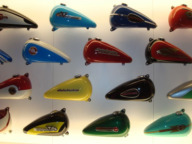 Harley Davidson Museum | USA-RAMA: Harley Davidson Museum