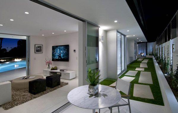 Hollywood HillsDreams Home, Hollywood Hills, Design Ideas, Living Room, Interiors Design, Interiors House, Doheny Resident, Modern Interiors, Modern Design