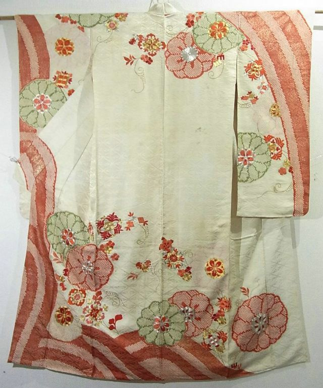 Furisode #305301 Kimono Flea Market Ichiroya