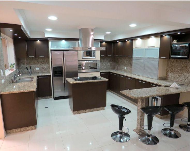 Aqu descubrir s consejos e ideas para decorar cocinas for Decoracion cocinas modernas