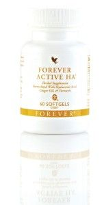 Forever Active HA provides a unique form of low molecular weight hyaluronic acid, with moisturising and lubricating properties, plus ginger oil and turmeric – making it one of the most powerful nutritional joint and skin moisturising supplements on the market. http://theflpshop.com/forever-active-ha/ #flpshop