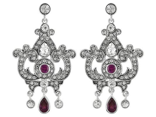 Titanic Jewelry Collection (Tm) Lucile's Elite Socialite Earrings