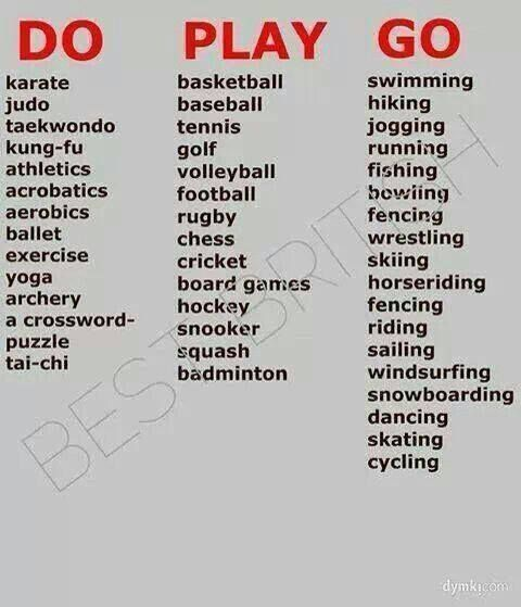Dos and donts of english punctuation