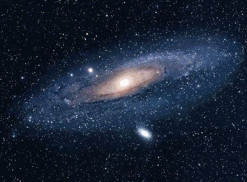 Galaxie d'Andromède M31 - Description, meilleures périodes d'observation, repérage, visibilité, position dans le ciel, observer M31 au télescope