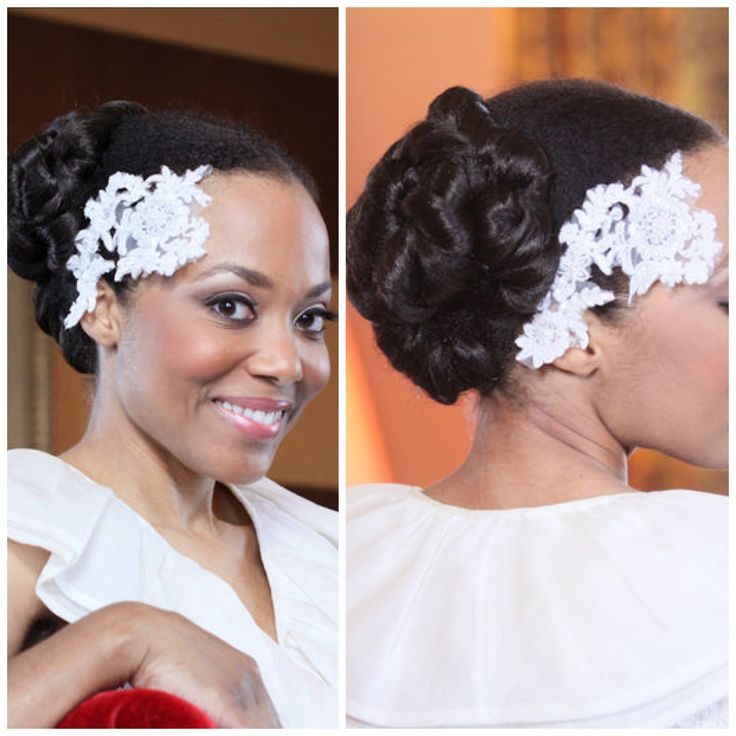 Black Natural Hairstyles For A Wedding : 65 best wedding hair styles images on pinterest