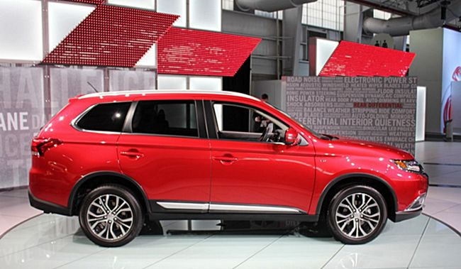 2016 Mitsubishi Outlander Release Date - http://www.flickr.com/photos/135880875@N07/22721862208/