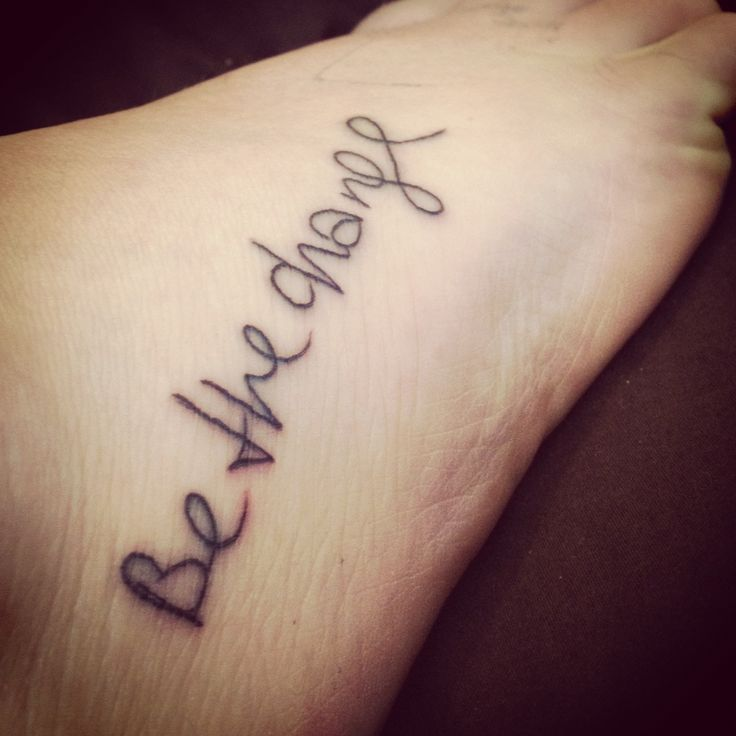 My Tattoo I Recently Got Dedicated To My Relatives That: Recently Got A Tattoo On My Foot