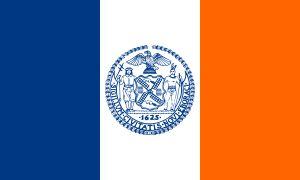 Steagul orașului New York - Wikipedia
