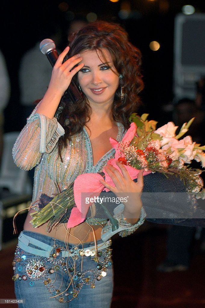 LEBANESE SINGER NANCY AJRAM, BEAUTIFUL