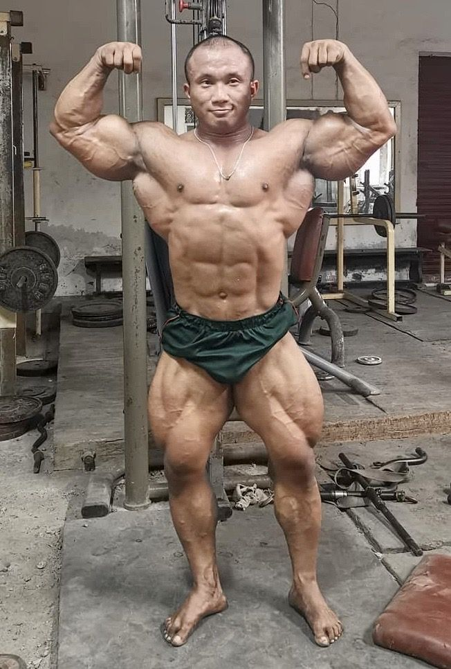 Pin by Dan Ip on Asian bodybuilders in 2020 | Bodybuilders