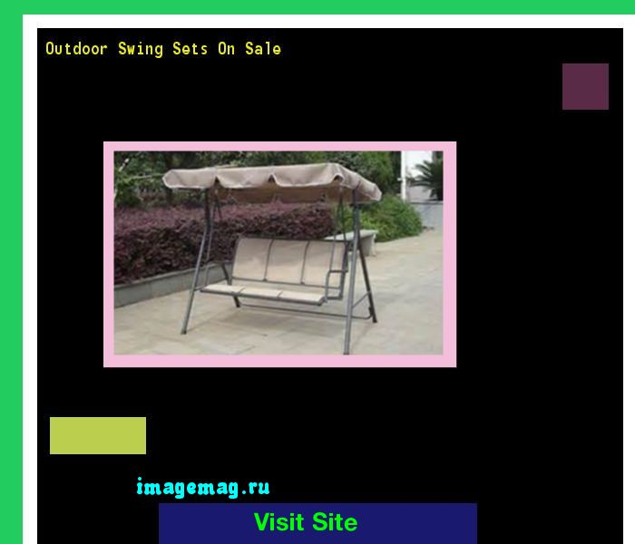 Outdoor Swing Sets On Sale 073507 - The Best Image Search