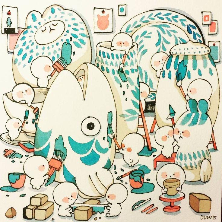 Blue china: thanks for 200k follows! I'll keep trying my best to improve!  by maruti_bitamin