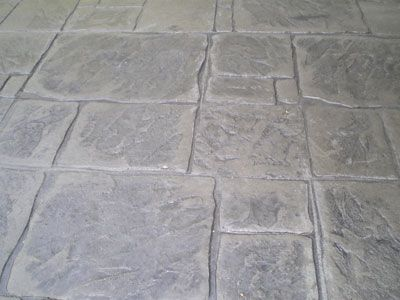 color  stamped concrete designs | POPULAR STAMPED CONCRETE PATTERNS