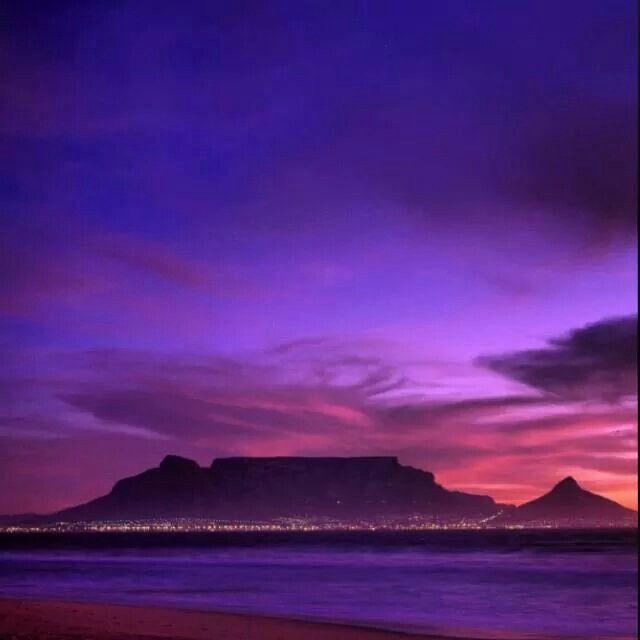 Colours of purple