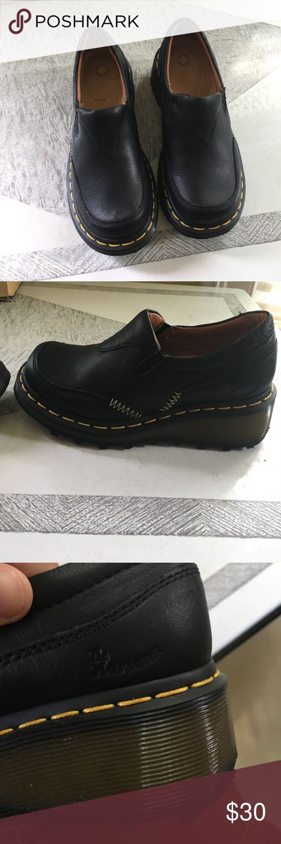 Dr martens shoes kids size 4. Never worn. There are numbers on the bottom from the store. No box. Kids size 4. dr martens Shoes Dress Shoes