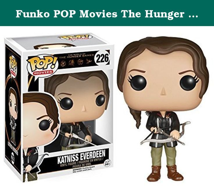 Funko POP Movies The Hunger Games - Katniss Everdeen 3 3/4 Inch Action Figure Dolls Toys. POP Movies: The Hunger Games - Katniss Everdeen from Funko! Figure stands 3 3/4 Inch and comes in a window display box. Check out the other POP figures from Funko! Collect them all.