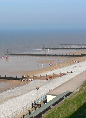 18 best Beside the Seaside images on Pinterest | Norfolk england, Norfolk coast and British seaside