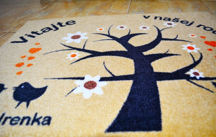 Personalized floormats