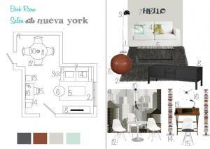 Proyecto de decoracion e interiorismo