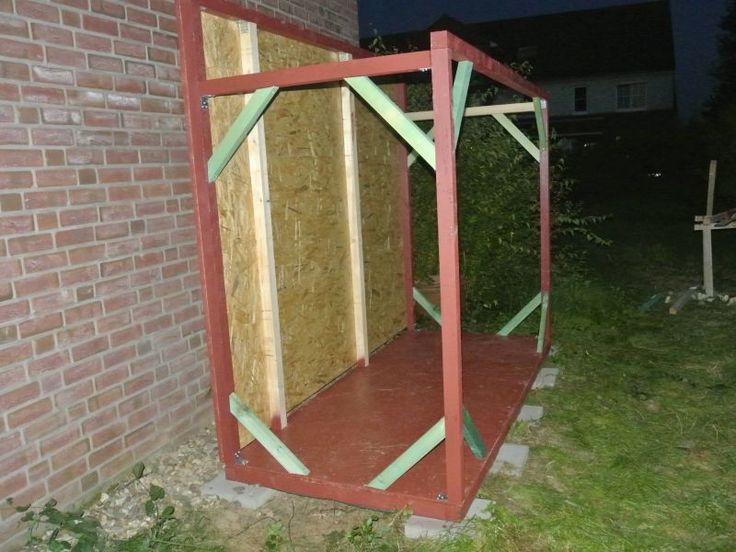 verzichtet Gartenhaus bauen, Bauanleitung und Anleitungen
