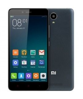 XIAOMI RedMi Note 2 Android 5.0 Lollipop 4G Phablet 5.5 inch MTK Helio X10 64bit Octa Core 32GB ROM 5MP + 13MP Cameras