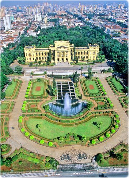 ipiranga Museum - são paulo - brazil