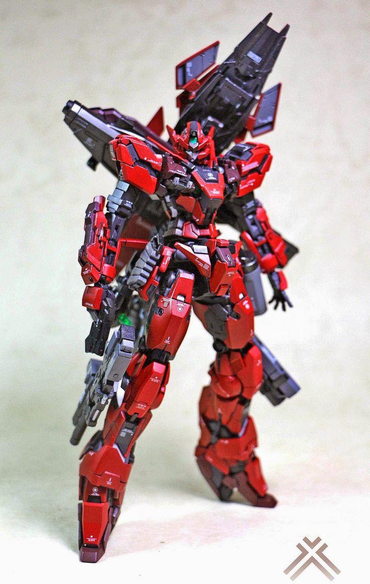 Gundam of the year. Best fusion of 2 great Gundams GUNDAM GUY: 1/144 GNRX-0[F] Unicorn Gundam Type-F - Custom Build