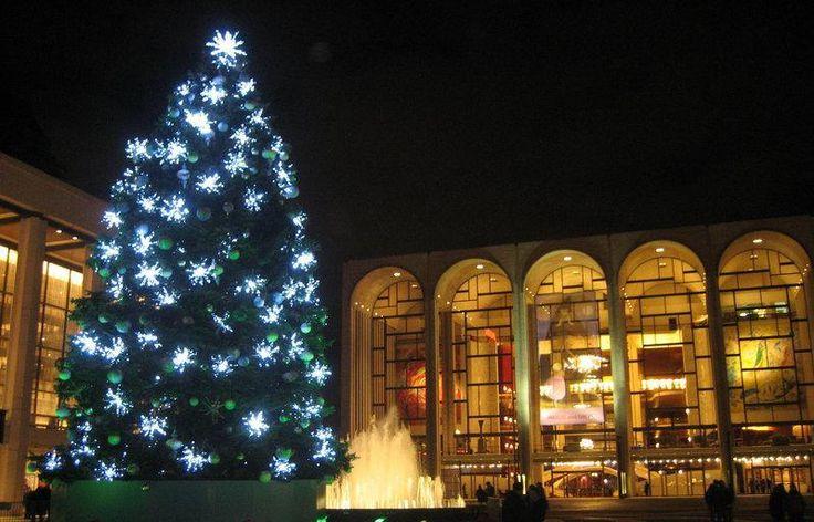 lincoln center nyc christmas