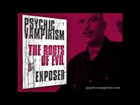 Verbindt psychische ziekte aan de onderdrukkende cultuur waarin we opgroeien. Met als gevolg dat de gezonde mensen ziek worden verklaard en de zieken voor gezond door gaan! Michael Tsarion - Psychic Vampirism
