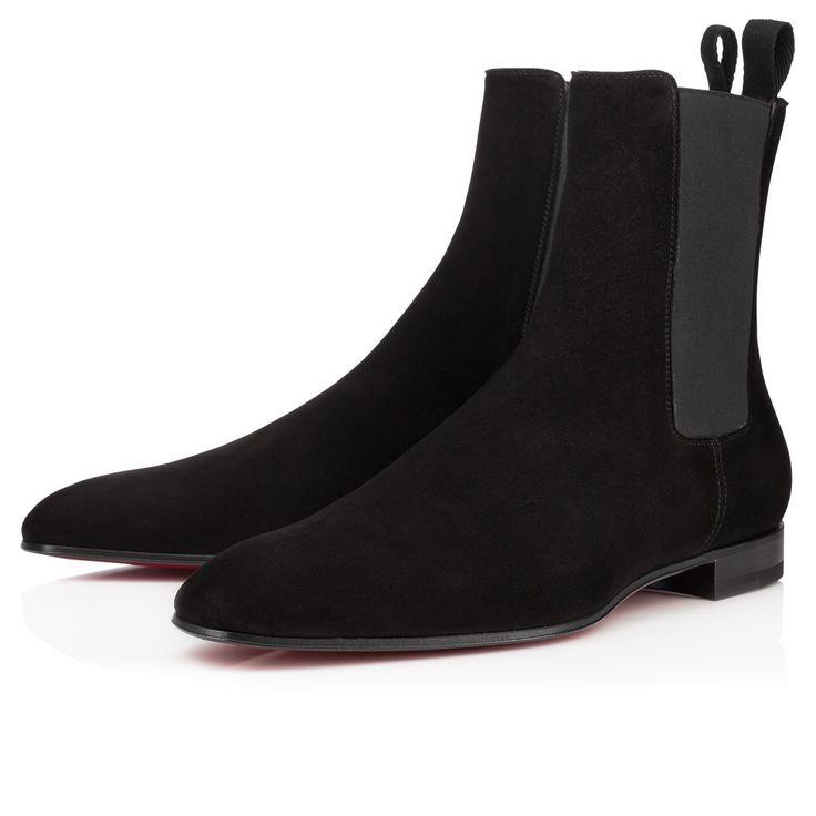 Shoes - Roadie Flat - Christian Louboutin