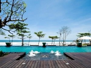 Anantara Seminyak, Bali, Indonesia