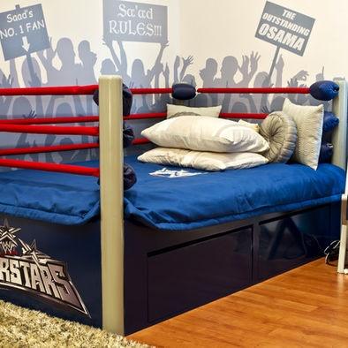 Ideas For Boys Bedrooms 36 best wwe bedroom ideas images on pinterest | wwe bedroom