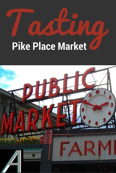 Adoration 4 Adventure's favorite foods to try at Pike Place Market in Seattle, WA, U.S.A.