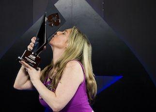 Vicky Coren: viva la picca! Vince anche l'Ept Sanremo dopo Londra 2006