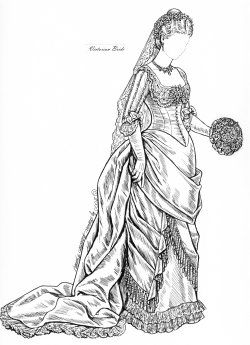 victorian coloring pages of womens dress special bridesmaids dresses millennium - Coloring Pages People Realistic