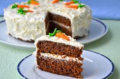 """Mám ráda """"mokré"""" buchty. Mám ráda krémy které nejsou z másla. Mám ráda dorty, které s minimem úsilí zaručují úspěch. A jestliže je něco oz..."""