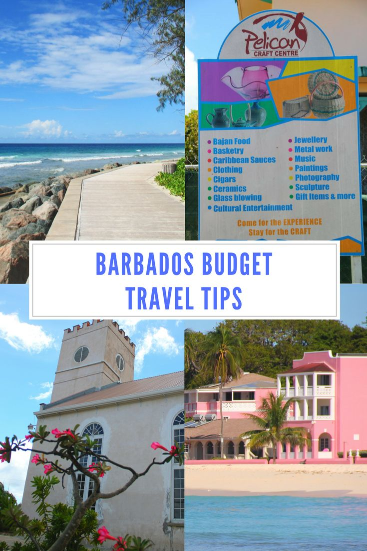 Make your Barbados trip memorable without spending a lot of money